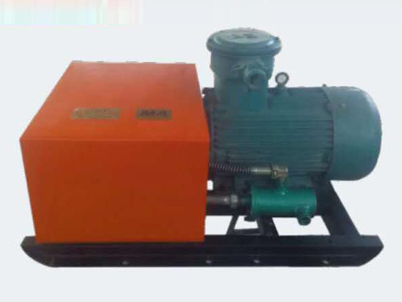 BPW40/8J型掘进机机载喷雾泵