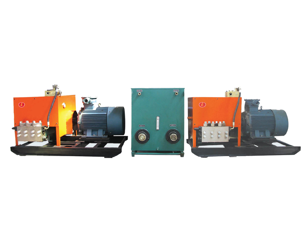 BRW80型乳化液泵、乳化液泵站